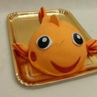 tort rybka