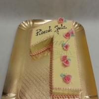 tort w ksztalcie 1
