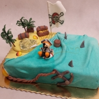 tort wyspa piracka