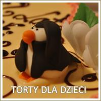 Torty dla Dzieci - Cukiernia Want