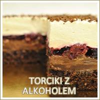 Torciki z Alkoholem - Cukiernia Want