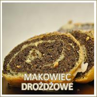 Ciasta drożdżowe, makowce - Cukiernia Want