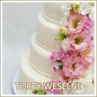 Torty Weselne - Cukiernia Want