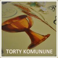 Torty Komunijne - Cukiernia Want