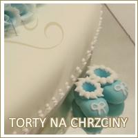 Torty na Chrzciny - Cukiernia Want